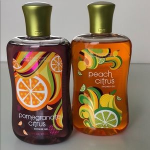 Bath & Body Works: Shower Gel Duo